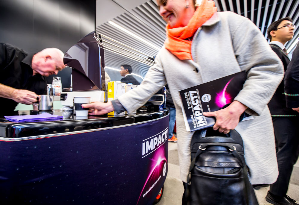 coffee cart hire melbourne brand activation