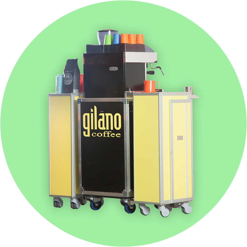 coffee cart hire melbourne = mobile coffee carts for events
